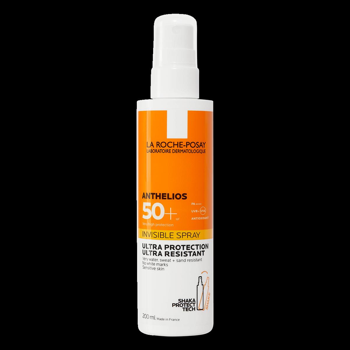 anthelios invisible spray 200ml