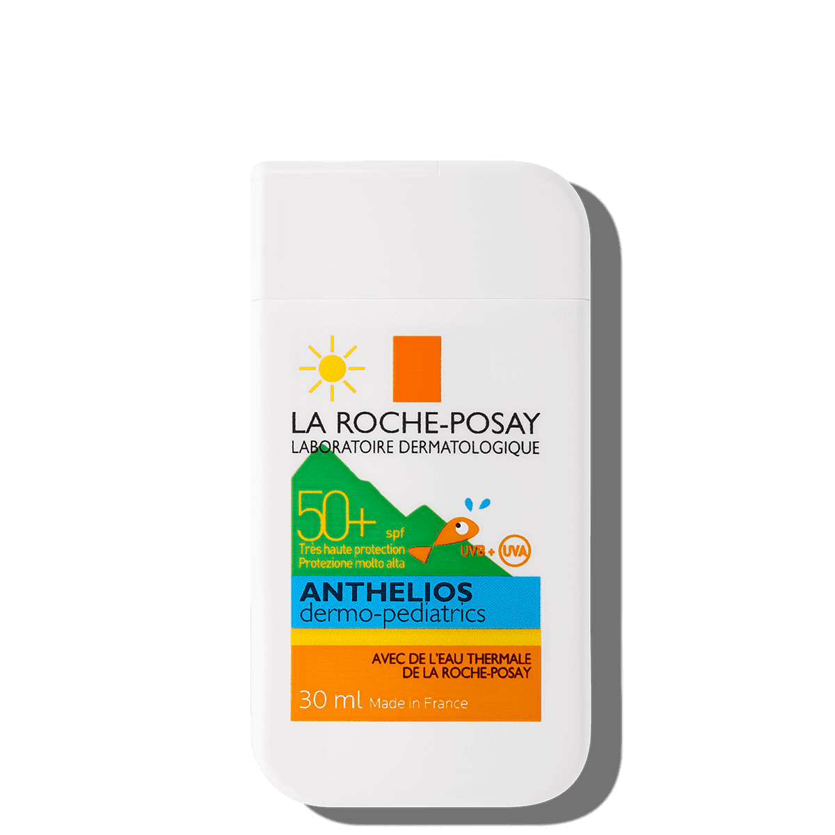 La Roche Posay ProductPage Sun Anthelios Pocket Dermo Pediatrics Lotio