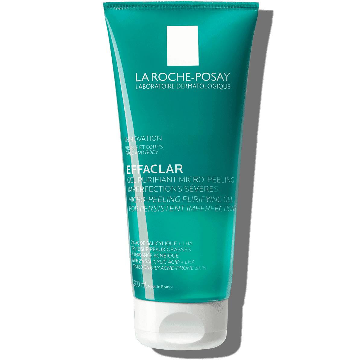 La Roche Posay Effaclar Purifying Gel 200ml Front