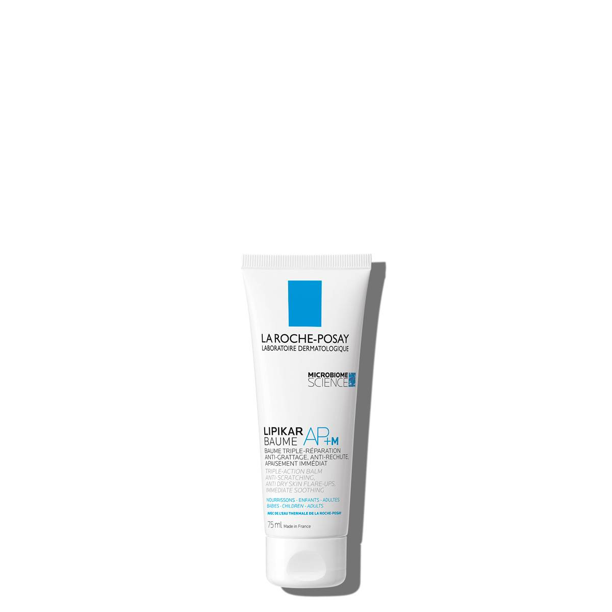 La Roche Posay Body Care Lipikar Baume APM 75ml Lipid Replenishing Balm AntiIrritation Scratching 0003337872421037