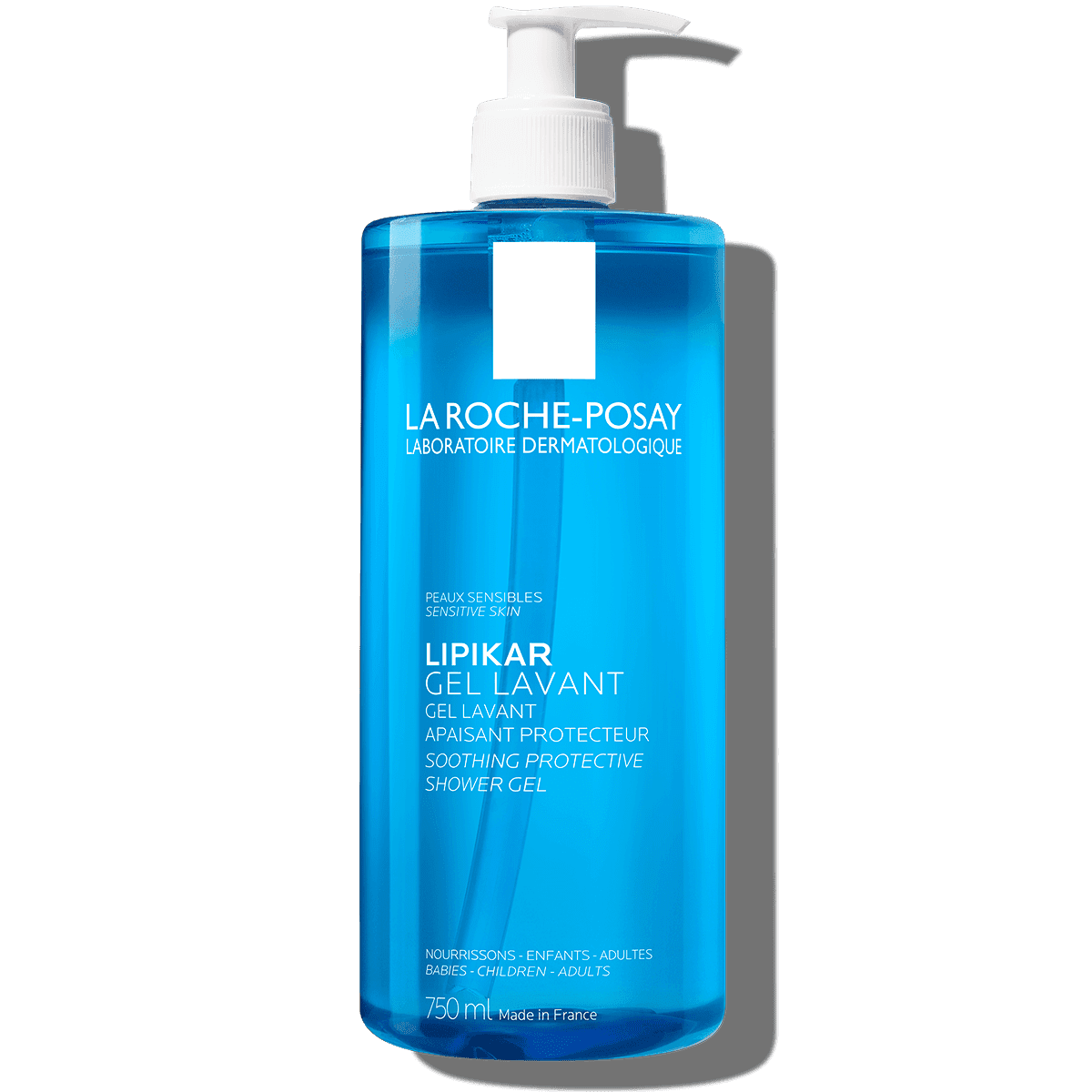 Lipikar Eczema Gel Lavant 750ml