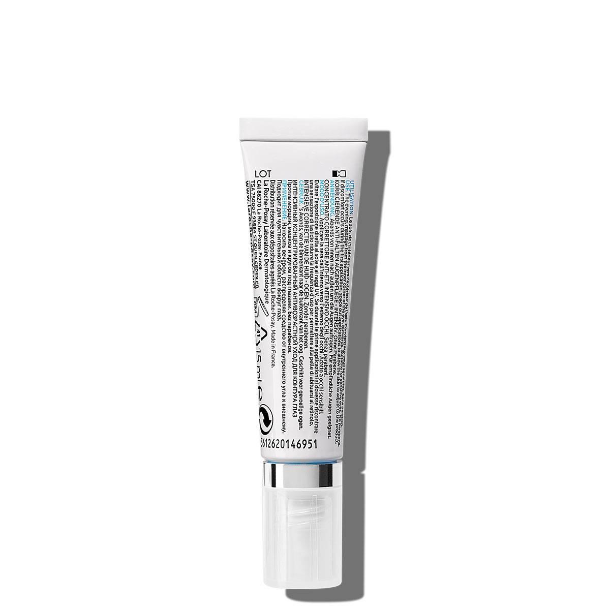 La Roche Posay ProductPage Anti Aging Eye Cream Redermic R Eyes 15ml 3