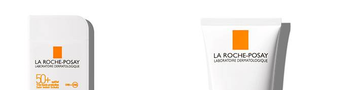 La Roche Posay Sunscreen Anthelios range page bottom